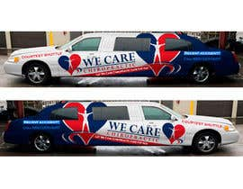 TheFaisal tarafından design a car wrap for a limousine için no 6