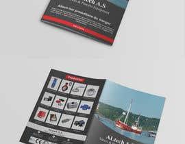 #11 for A4 4 pages brochure af mdtafsirkhan75