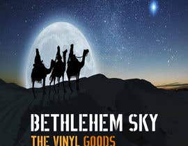 #48 untuk Design cover artwork for original Christmas song - Bethlehem Sky oleh graphictionaryy