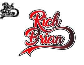"#273 for ""RICH BRIAN"" custom style logo by bala121488"