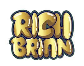 "#207 for ""RICH BRIAN"" custom style logo by Jasmmin"