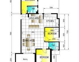 #26 untuk interior design oleh rexperlado75