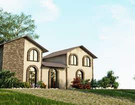 #11 para Benson House - artistic rendering de roarqabraham