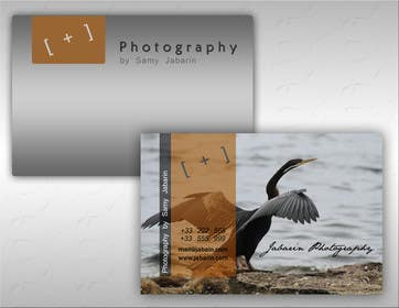 #16 for Corporate identity for photography business by xahe36vw