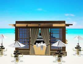 Nro 1 kilpailuun Design Beach Club in 3D Sketchup käyttäjältä TheresaSuen