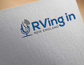 "#123 for New logo for ""RVing in New England"" af creaMuna"