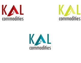 """Nro 13 kilpailuun I need a simple, but elegant logo and it has to be high resolution. The logo is for my new company called """"KAL Commodities"""". I need a logo for KAL and Commodities can be written in a nice way at the bottom käyttäjältä Cabeiri"""