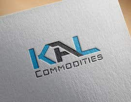 """Nro 3 kilpailuun I need a simple, but elegant logo and it has to be high resolution. The logo is for my new company called """"KAL Commodities"""". I need a logo for KAL and Commodities can be written in a nice way at the bottom käyttäjältä nideisnger123"""