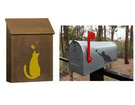 #40 for Graphic design on Letter Box / Mail Box by hennyuvendra