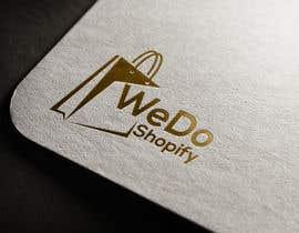 Ummeyhaniasha님에 의한 Need a logo for a consulting website called WeDoShopify을(를) 위한 #336