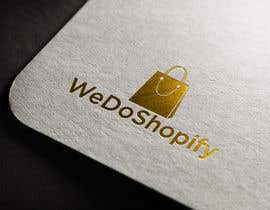 bhootreturns34님에 의한 Need a logo for a consulting website called WeDoShopify을(를) 위한 #365
