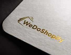 bhootreturns34님에 의한 Need a logo for a consulting website called WeDoShopify을(를) 위한 #374
