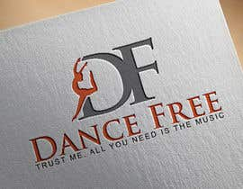 #201 for Logo Design - Dance Free af imshamimhossain0