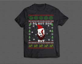 #35 for Christmas T-shirt design for Amazon Merch. by maan456
