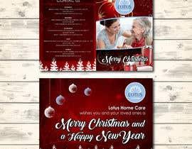 #17 for Design a bespoke Christmas Card af andreschacon218