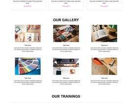 nº 7 pour Design and place ads on a sample web page par sabrinabristy