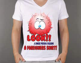 Nro 22 kilpailuun Design a T-Shirt for DTF in China käyttäjältä ThuN1895