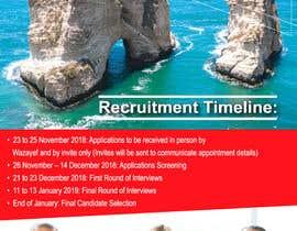 #7 untuk Prepare 2 facebook posts for recruitment agency oleh designerbd555