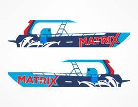 #37 for BOAT WRAP DESIGN! by barinix