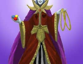 #42 for The Jester King,  robes and masks by zoroshin