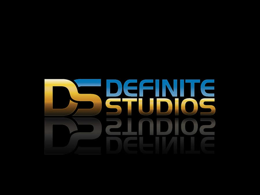 #4 for Logo Design for Definite Studios by winarto2012