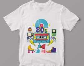 #106 for T.shirt Designer needed for recurrent collaboration af Nomanahmed388