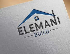 #62 for I need a logo designed for a new residential building business called ELEMANI BUILD. I'm open to design ideas and colour schemes. Thanks by carolingaber
