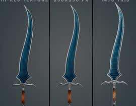 #24 for Create 3D Models (Swords) af rohitgururani4