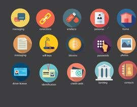 stasopolsky tarafından Cool Creative Icons for Cutting Edge Mobile App için no 18