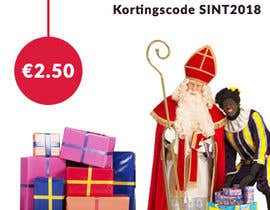 nº 36 pour banner for sint and santa par MEdesign1