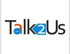#15 for Talk2Us project logo by ilyasrahmania