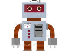 #33 for Design a bot avatar by Javiian16