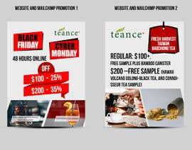 #26 for In-store signage, marketing promotion flyer, email edit & design af anamctg