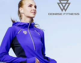 #70 for Design a Logo for Doniise Fitness af iyospramana