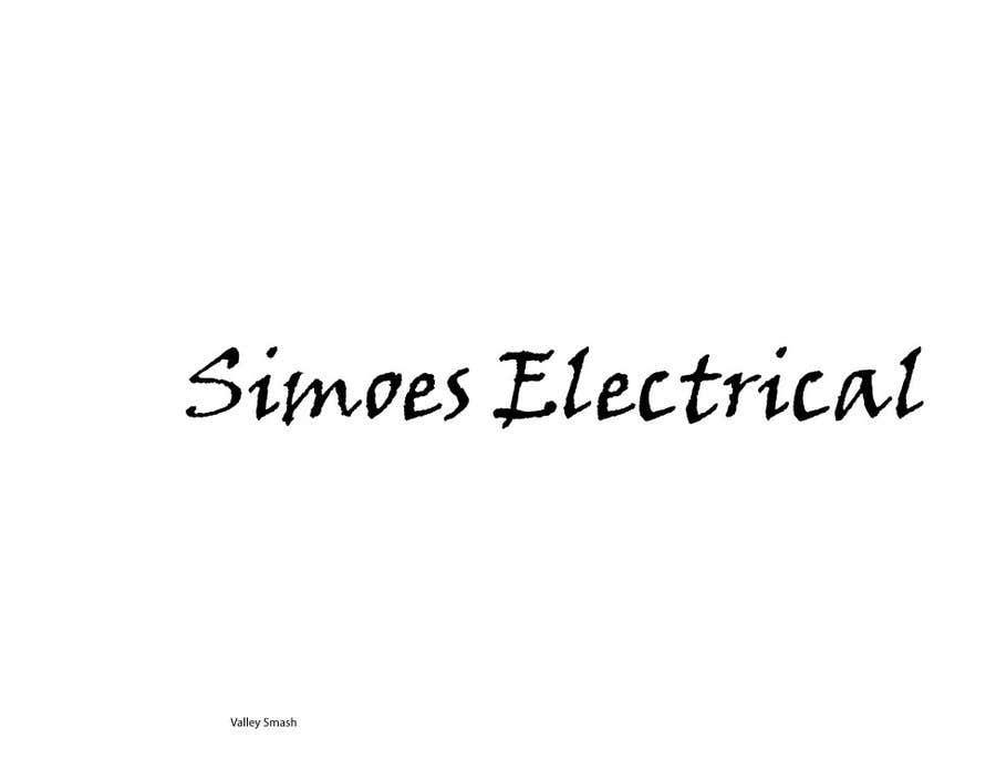 Kilpailutyö #234 kilpailussa Design a logo for electrical business