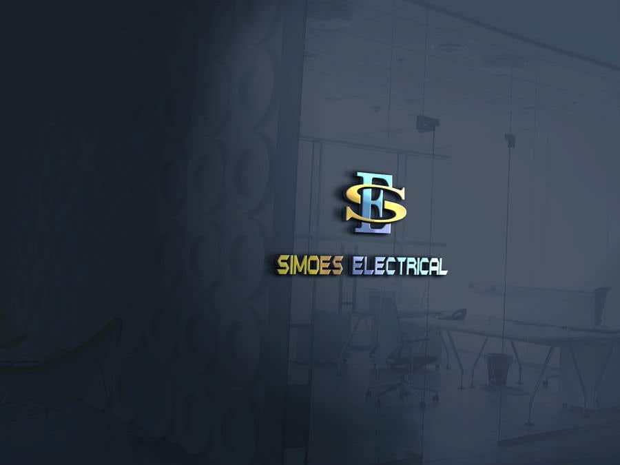 Kilpailutyö #214 kilpailussa Design a logo for electrical business