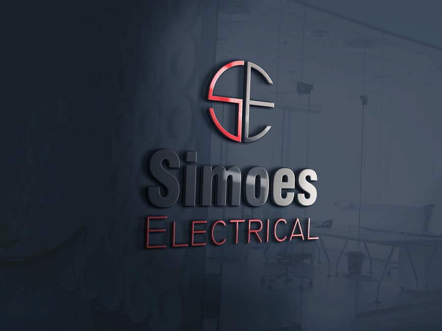 Kilpailutyö #198 kilpailussa Design a logo for electrical business