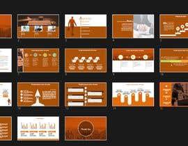 #18 para Graphic Design Powerpoint Presentation and Template por alokaryan78