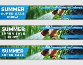 nº 33 pour Summer Sale Banner Required. par iamyesarun