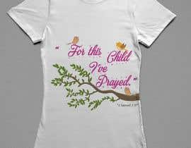 "#16 untuk ""For This Child I've Prayed - 1 Samuel 1:27"" oleh sakibdesigner"
