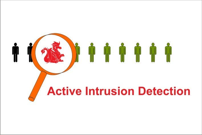 Contest Entry #                                        9                                      for                                         Illustration Design for Active Network Security.com