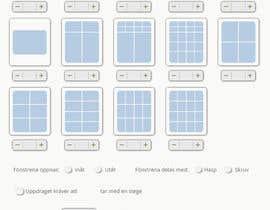 #7 para Design a image with different windows por AdvancedArts