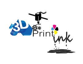 #74 for Logo for name 3DprintINK by turjo042