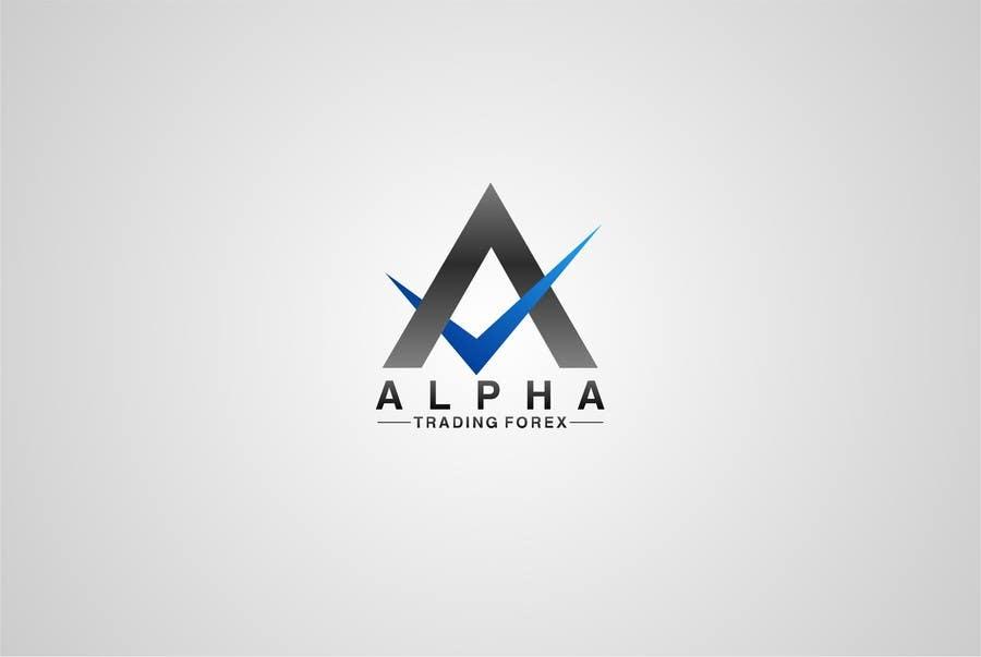Penyertaan Peraduan #                                        90                                      untuk                                         Logo Design for AlphaTrading