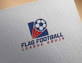 nº 5 pour American Football league logo par himrahimabegum01