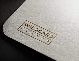 Nro 91 kilpailuun WildCardEvents Logo käyttäjältä ttwistar0052