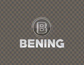 TonmoyShek tarafından Logo Desaign For BENING için no 245