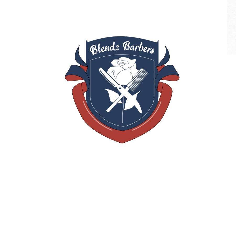 Entry #21 by letindorko2 for barber shop logo design for