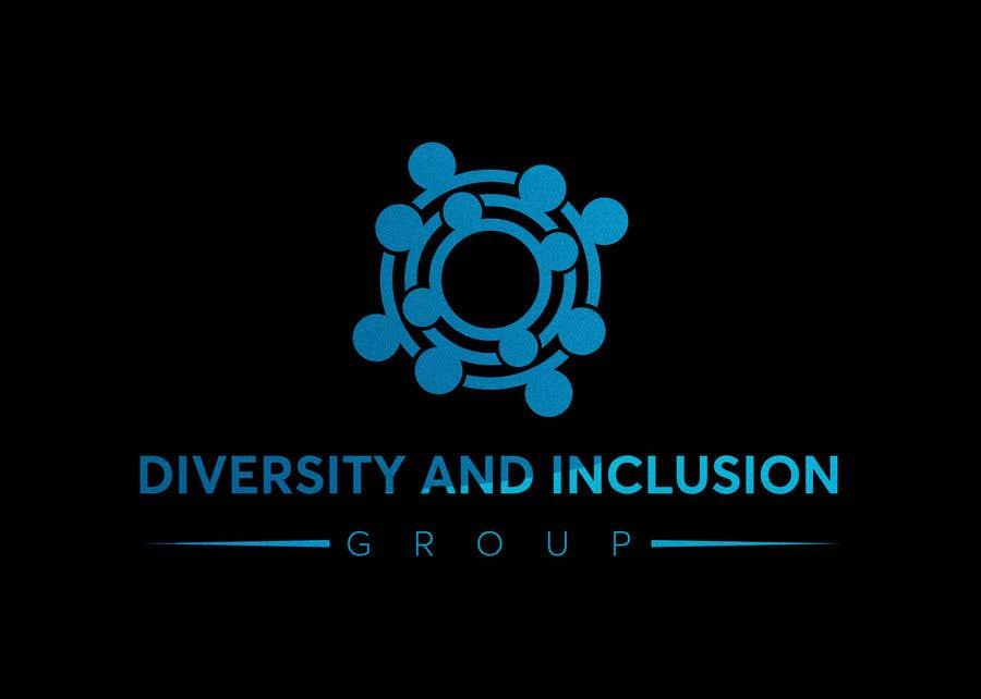 Kilpailutyö #29 kilpailussa diversity and Inclusion group logo