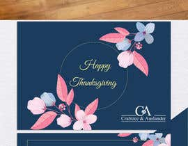 #202 for Design a MailChimp email campaign image for Thanksgiving by dreamwebdesign99
